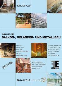 Balkon Geländer und Metallbau Katalog