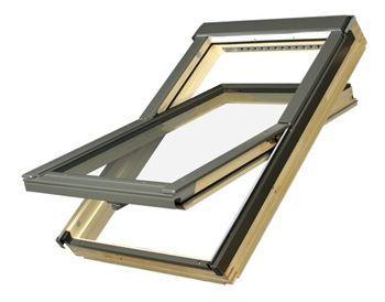Schwingfenster aus Holz