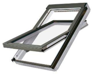 Schwingfenster aus Kunststoff