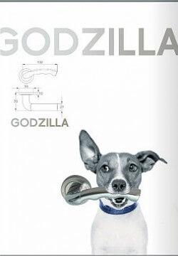 Südmetall Türdrücker Godzilla