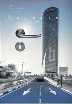 Südmetall Türdrücker Madrid