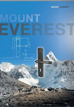 Südmetall Türdrücker Mount-Everest