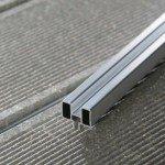 aluminium fugen profil f r wpc schreinerartikel. Black Bedroom Furniture Sets. Home Design Ideas