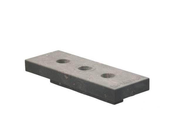 UPM-ProFi-Deck Maxi-Clip Schneeblau