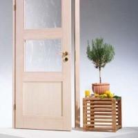 Zimmertüren holz massiv  BAWO Massivholztüren › Schreinerartikel