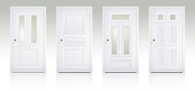 aluminium haust ren classica schreinerartikel. Black Bedroom Furniture Sets. Home Design Ideas