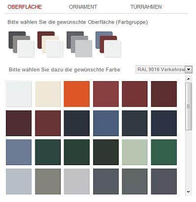 Adeco Farben