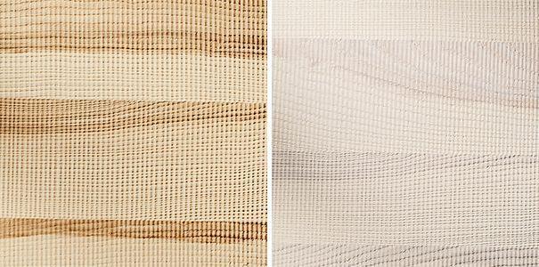 Kernesche Wave Natur - lackiert oder Weiß - geölt