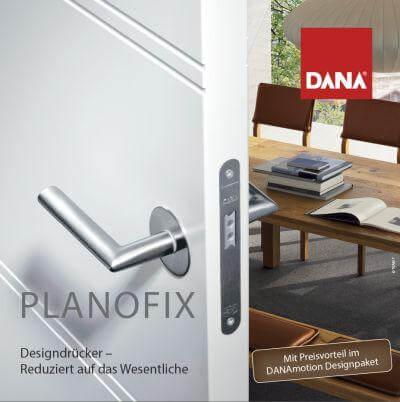 PLANOFIX Designdrücker