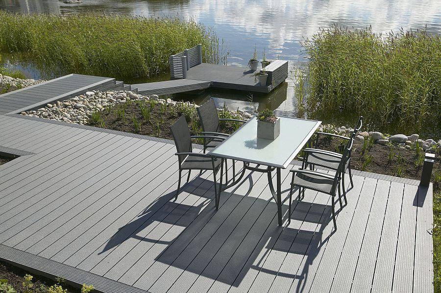 bildergallerie wpc terrassendielen schreinerartikel. Black Bedroom Furniture Sets. Home Design Ideas