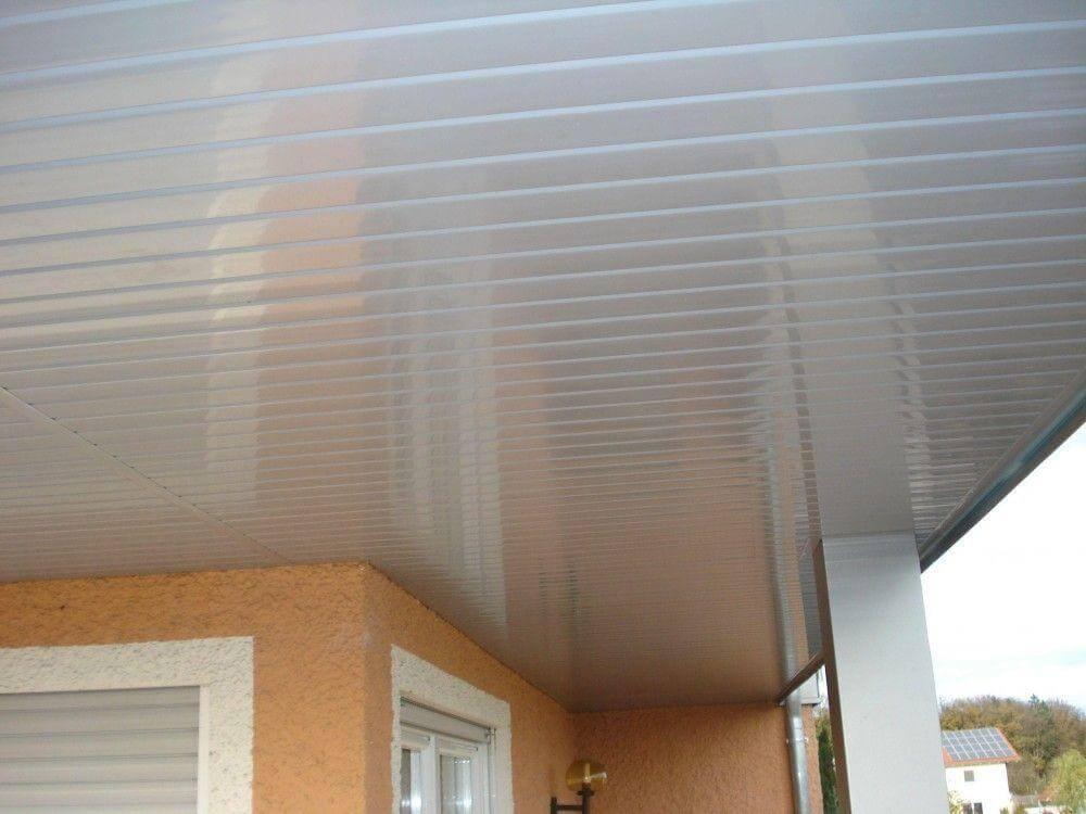 Balkon Decke Verkleiden : kunststoffpaneele schreinerartikel ~ Michelbontemps.com Haus und Dekorationen