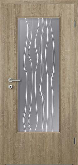 Innentüren eiche mit glas  Garant Türen - CePal AUTHENTIC EICHE › Schreinerartikel