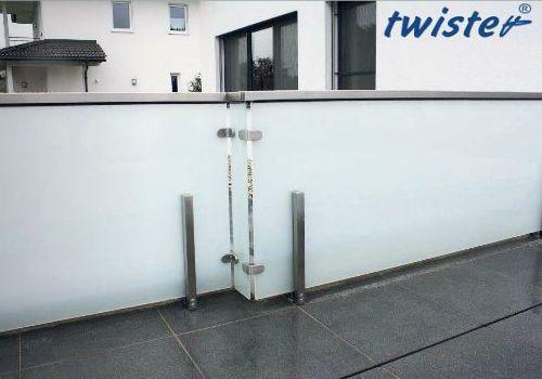 Glas Befestigung glasgeländer befestigungssystem schreinerartikel