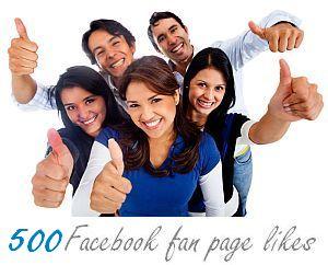 500-facebook-fan-page-likes