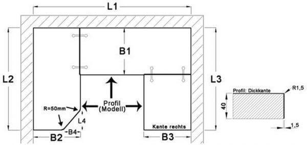 apl78-arbeitsplatte-u3-links-abgeschraegt-kante-durchlaufend