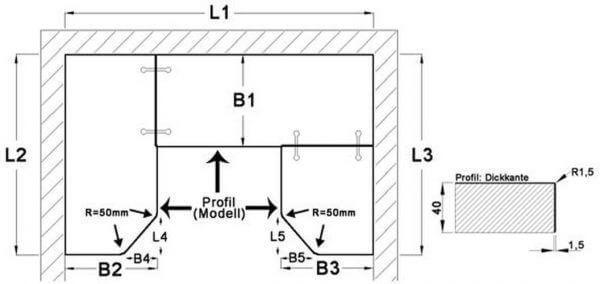 apl79-arbeitsplatte-u3-links-u-rechts-abgeschraegt-kante