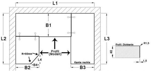 apl88-arbeitsplatte-u4-links-abgeschraegt-kante-durchlaufend