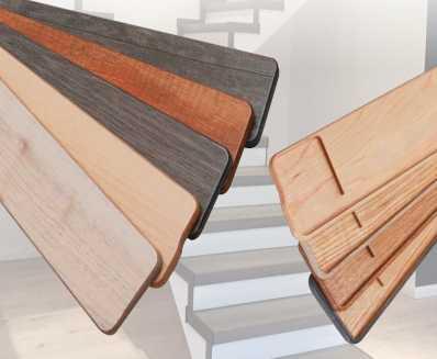 Hafa Treppen seitliche Treppenabschlüsse