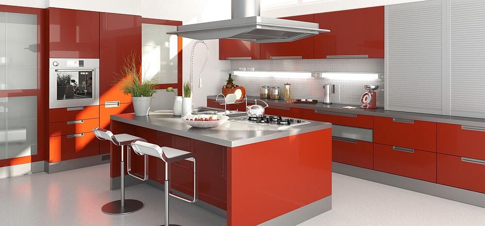 edelstahl arbeitsplatte mit hpl beschichtung schreinerartikel. Black Bedroom Furniture Sets. Home Design Ideas