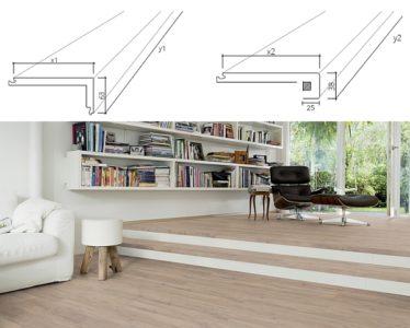 Tilo Vinylboden SPA - Treppenstufen